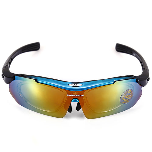 Men Interchangeable Non-polarized S Outdoor Sunglasses - FashionzR4U