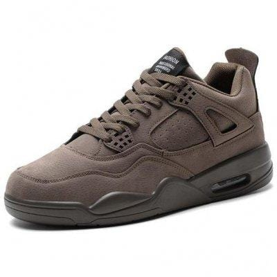 Men Casual suede Leather Sneakers - FashionzR4U