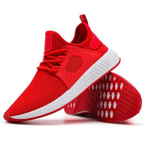 Men Weave  Mesh Breathable Sneakers