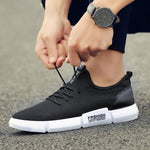 Men Comfortable Fashion Breathable Sneakers