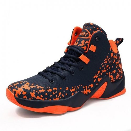 Men High Stability Basketball Sneakers