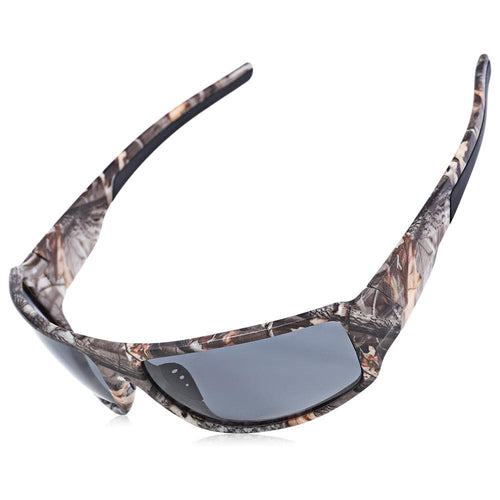 Men Camouflage Frame Polarized Sunglasses - FashionzR4U