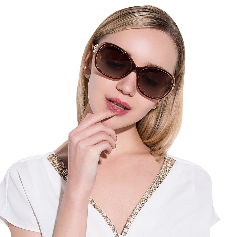 Women Anti UV Polarized Sunglasses