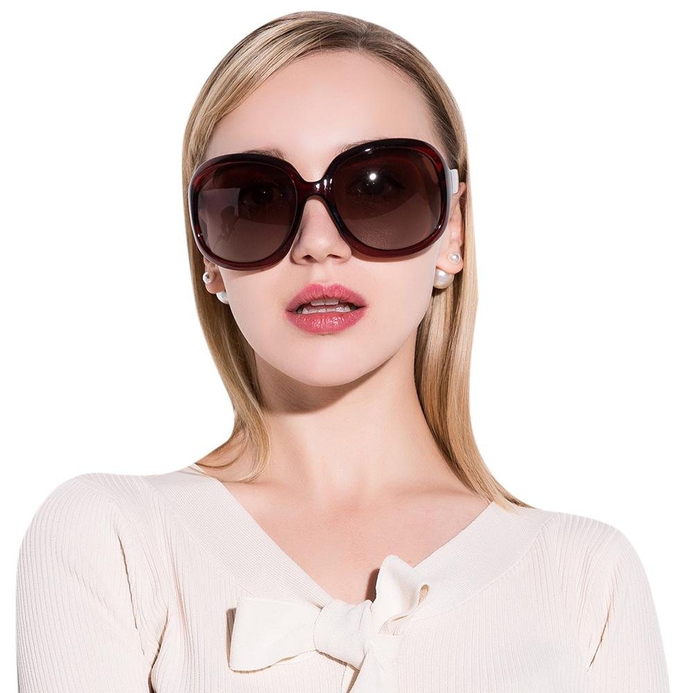 Women Sunproof UV Protection Polarized Sunglasses