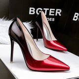 Women Gradient High Heel Shoes - FashionzR4U