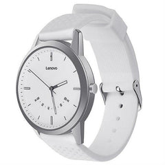 Women Lenovo Bluetooth Fitness Tracker Support White Smartwatch