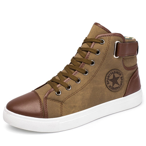 Men Stylish Leisure Sneakers - FashionzR4U