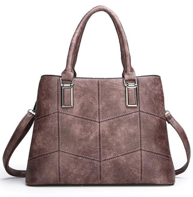 Women Luxury Messenger Design Leather Handbags - FashionzR4U