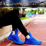Net Cloth Breathed Men`s Sneakers