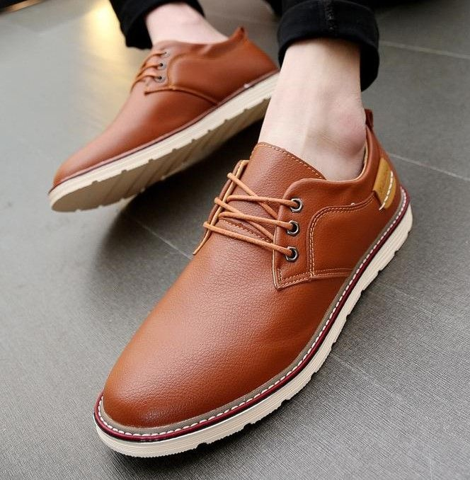 Men Italian Style Casual Summer Flat Shoes - FashionzR4U