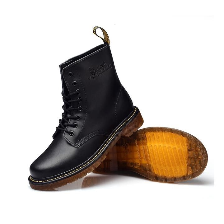 Men Desert Genuine Leather Lace Up Ankle Boots - FashionzR4U