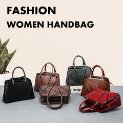 Women Totes Design Soft Leather Handbags