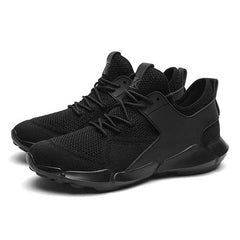 Men Breathable Mesh Lightweight Sport Sneakers - FashionzR4U