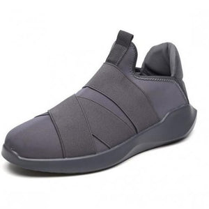 Men`s Casual Slip-on Breathable Zapatos Sneakers
