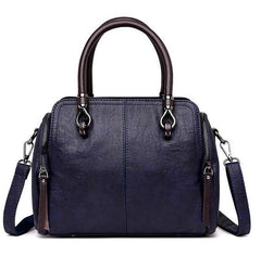Women Crossbody Design Soft Leather Handbags - FashionzR4U