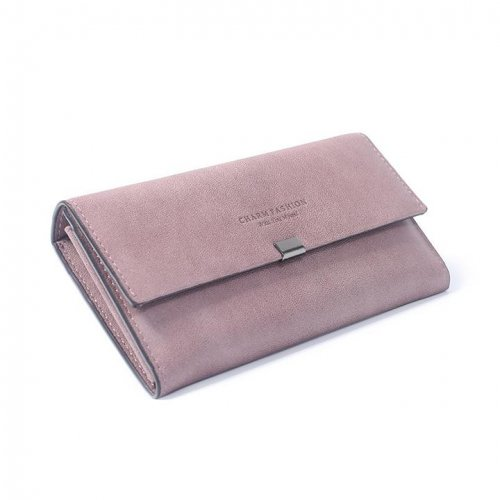 Women Long Hasp Purse - FashionzR4U