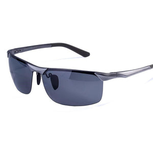 Men Fishing Style Polarized Sunglasses - FashionzR4U