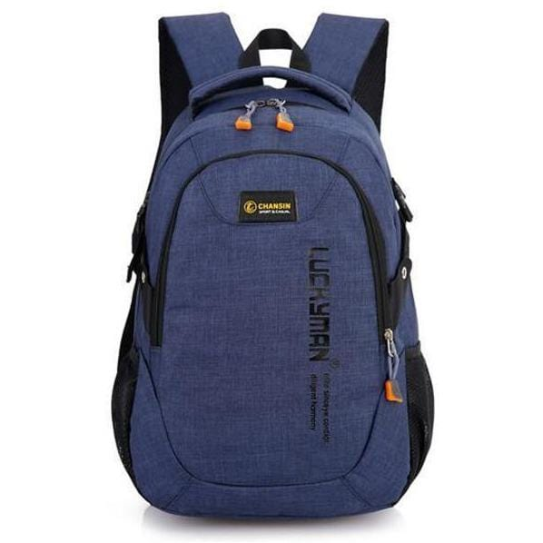 Casual Laptop Travel Work Backpack - FashionzR4U