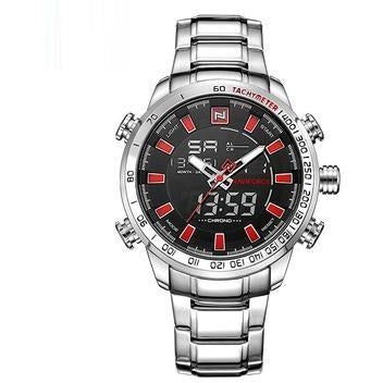 Digital Military Quartz Sport Watch - FashionzR4U