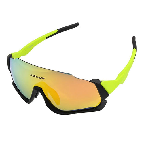 Men Flight Jacket TR90 Polarized Sunglasses - FashionzR4U