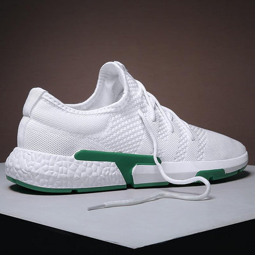 Men Spring Autumn Mesh Breathable Casual Sneakers - FashionzR4U