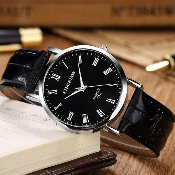 Men Business Hodinky Quartz Wristwatch