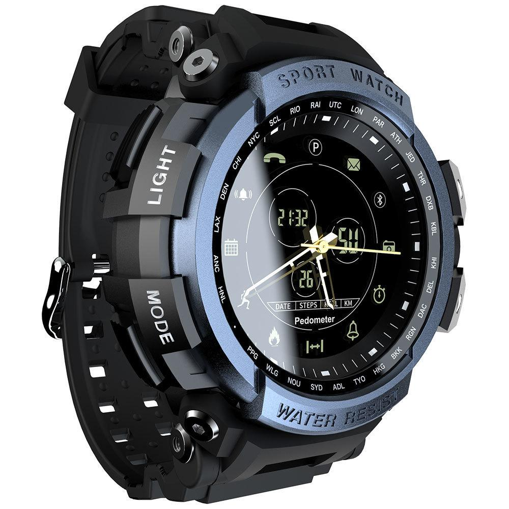 Men LOKMAT Brand Sport Professional 5ATM Waterproof Bluetooth Digital For IOS And Android Smart Watch