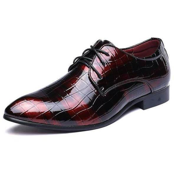 Men Comfortable Oxfords Leather Shoes - FashionzR4U