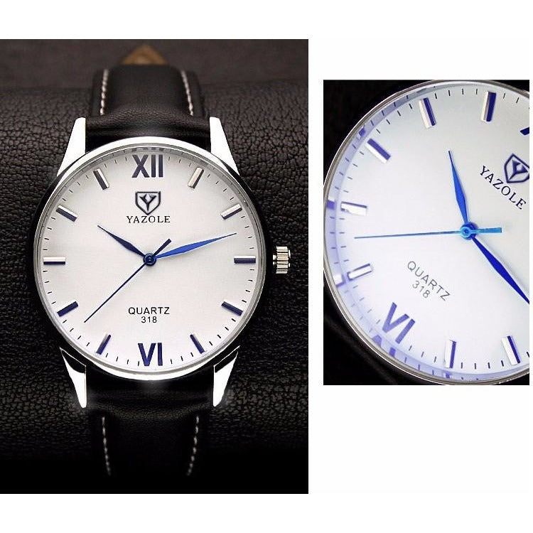 Men Famous Hodinky Clock Quartz Wristwatch