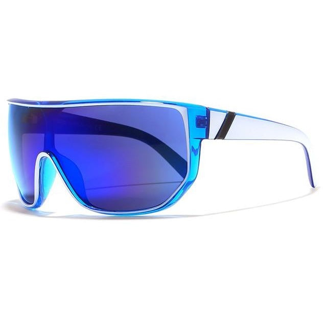 Men Oversize Design Fashion Sunglasses - FashionzR4U