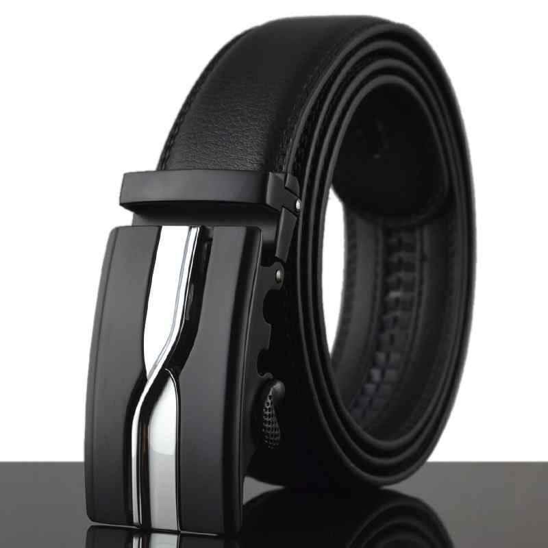 Men Trimmer Leather Buckle Belt - FashionzR4U
