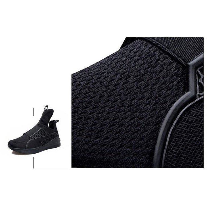 Net cloth breathed Mens Sneakers - FashionzR4U