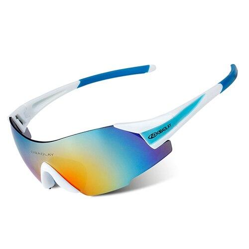 Men Outdoor Cycling Fashion Sport Sunglasses