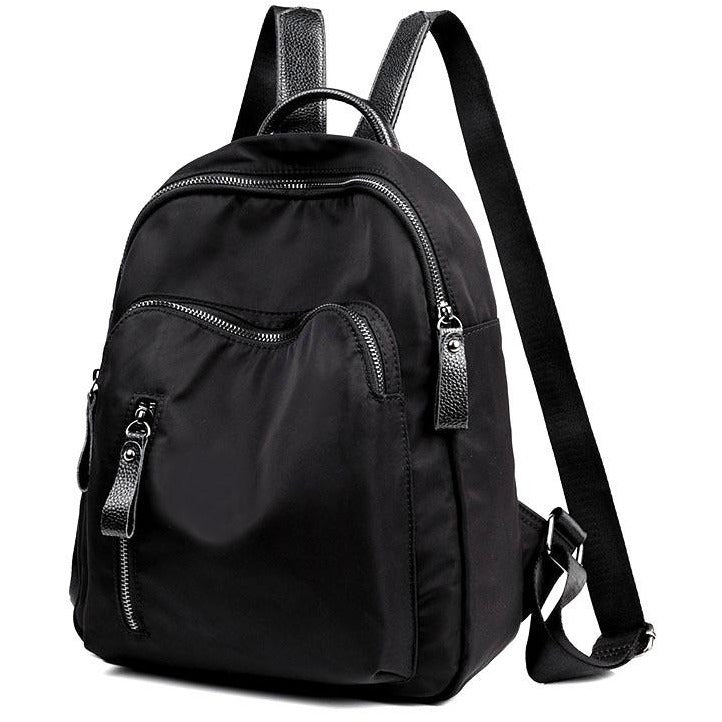 Women Preppy Style Nylon Backpacks - FashionzR4U
