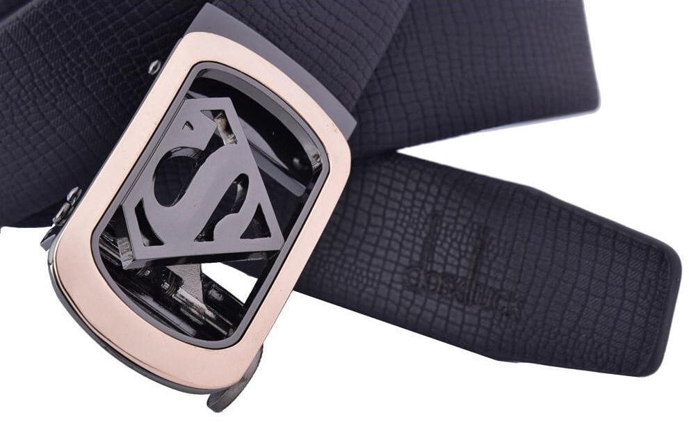 Super Buckle Leather Belts - FashionzR4U