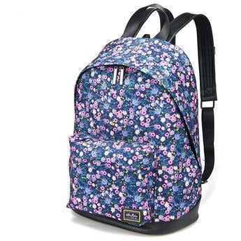 Teens Flower Fashion Rucksack Backpack - FashionzR4U