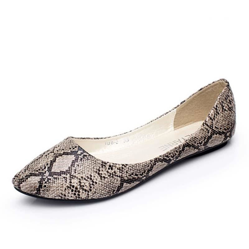 Women Classic Comfortable Shallow Shoes