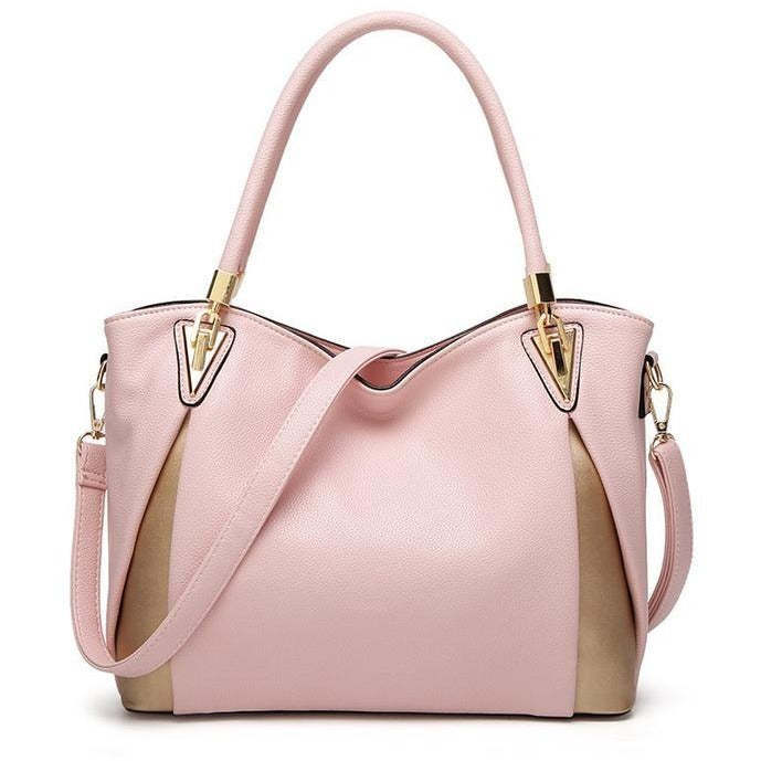 Women Design Tote Leather Handbag - FashionzR4U