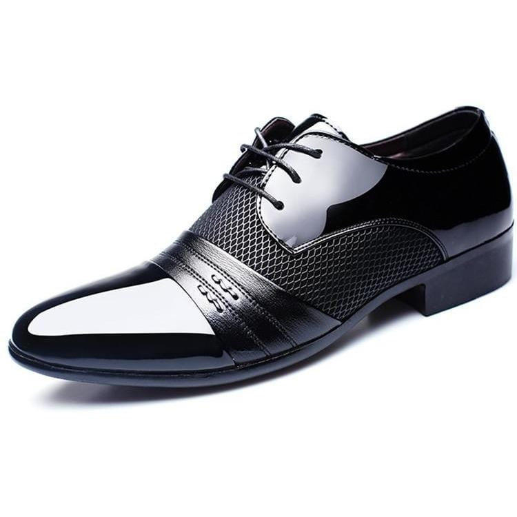 Men Business Flat Breathable Casual Shoes - FashionzR4U