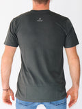 Men's Short Sleeve T-Shirt -Slate - Motivating Shirts by Thomas Scott