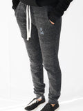 Women's Joggers -Charcoal - Inspirational Joggers by Thomas Scott