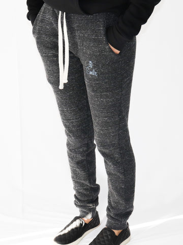 Women's Joggers -Charcoal