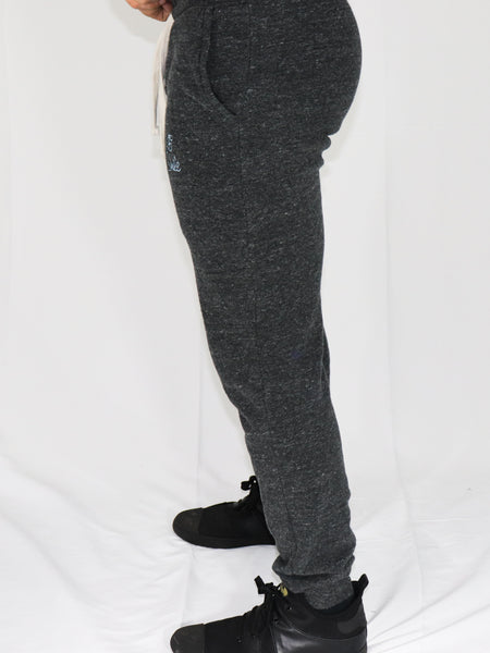 Men's Joggers -Charcoal - Inspirational Joggers by Thomas Scott