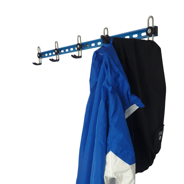 Golf clothing storage hook