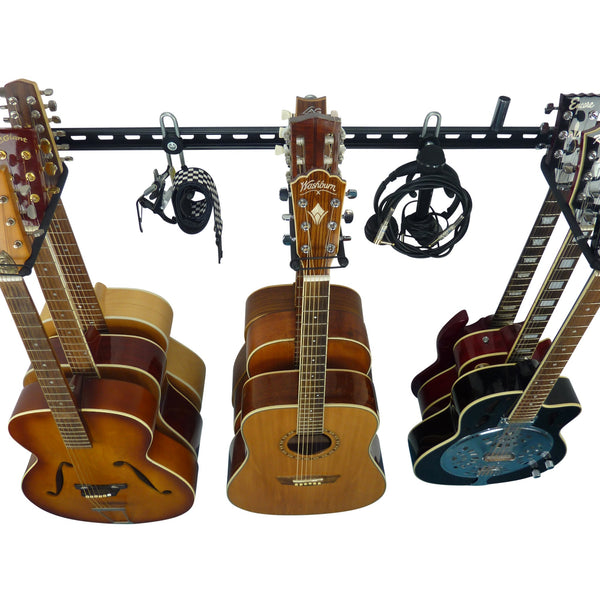 Music Hooks - extra GearHooks® for instruments, amplifiers, leads and more