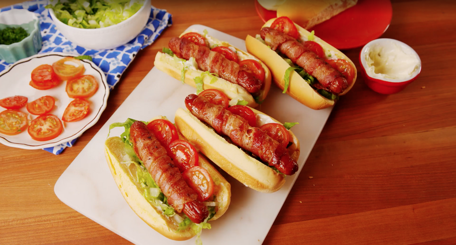 Recipe 6: BLT Dogs