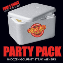 Load image into Gallery viewer, THE WICKED HUGE PARTY PACK™ w/ OG TEE! - The Savage Wiener
