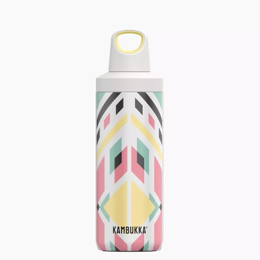Botella Reno Insulated 500ml - Tribal Shibori