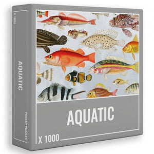 Aquatic Puzzle - 1000 pzas