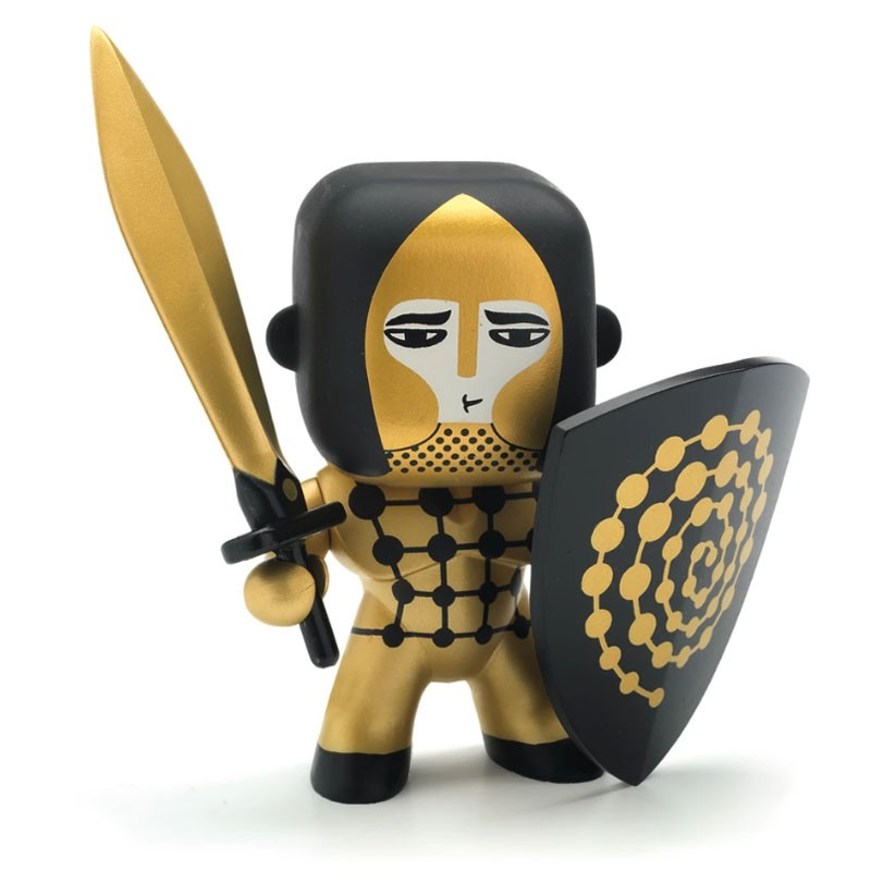Arty Toys - Caballero Golden Knight
